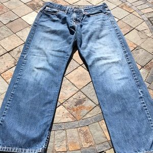 American Eagle Outfitters Jeans - AEO MENS BLUE JEAN 31x30 relaxed straight